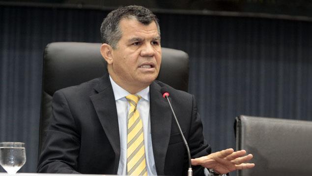 Bosco Saraiva recomendou que a sessão especial seja remarcada para depois das eleições de 5 de outubro (Foto: Tiago Corrêa/CMM)