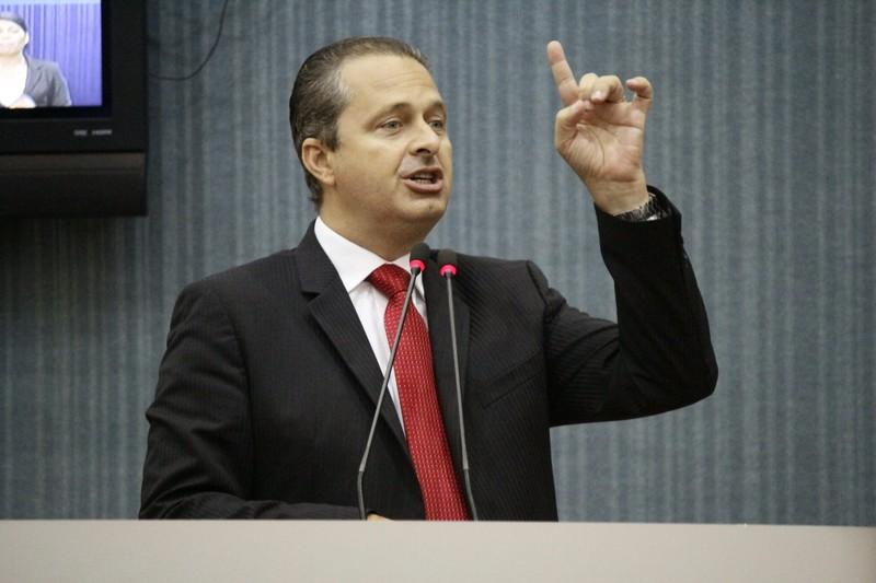 Eduardo Campos by Augusto Angelim