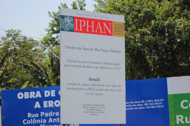 Placas Iphan by Valter Calheiros