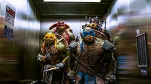 Cenas do filme 'As Tartarugas Ninja' - Divulgação