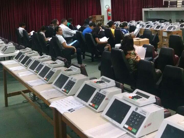Audiência Pública foi realizada nesta manhã no prédio da Central de Atendimento ao Eleitor do TRE