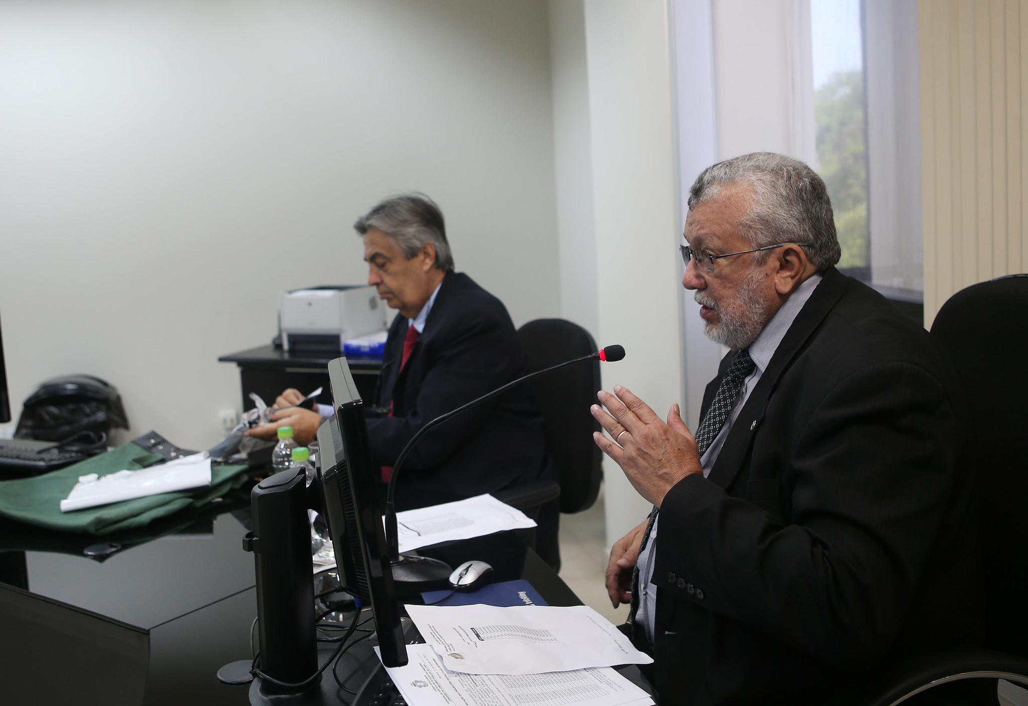 A audiência, que aconteceu na sede do TJAM, serviu para divulgar o resultado provisório da prova de inscrição definitiva. (foto: divulgação)