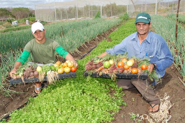 Agricultores Ceará