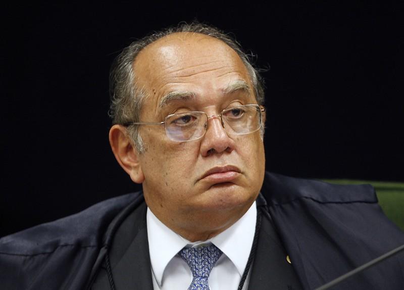Vídeo mostra Gilmar Mendes sendo hostilizado em Lisboa
