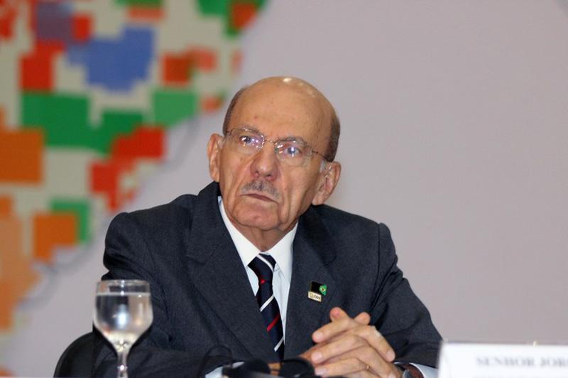 O Ministro Jorge Hage, da CGU, (Foto: Divulgação/CGU)