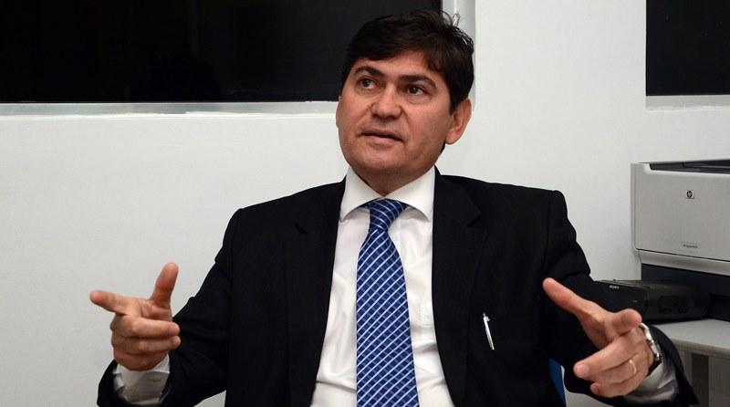 O advogado José Fernandes Júnior diz que nunca viu uma pessoa tão disciplinada em uma campanha eleitoral como o governador José Melo (Foto: Robervaldo Rocha/CMM)
