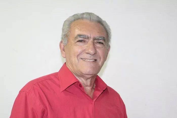O candidato Luiz Navarro usou reportagem de 2013 do Jornal Nacional que apresentava uma denúncia contra o senador Eduardo Braga (Foto: Divulgação)