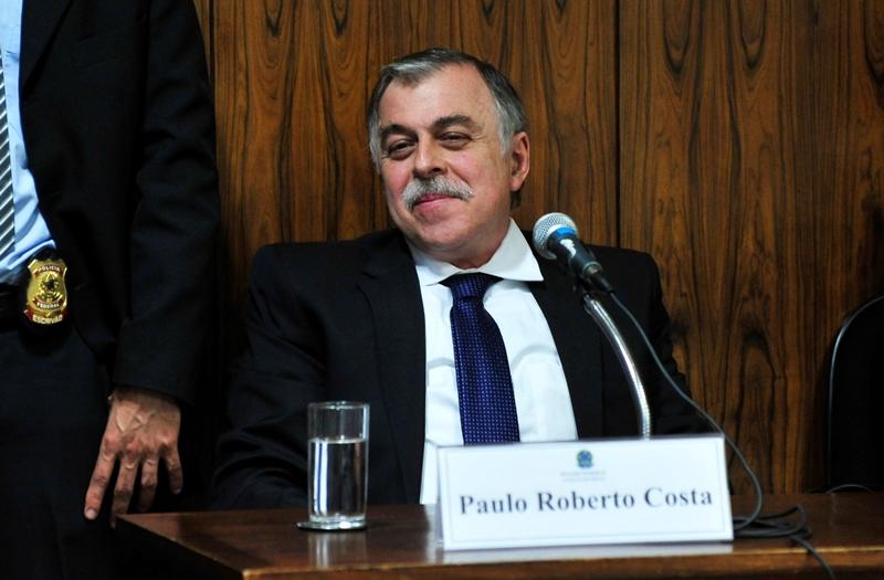 Paulo Roberto Costa não respondeu a nenhuma pergunta dos parlamentares durante o depoimento na CPI (Foto: Luiz Macedo/Câmara dos Deputados)