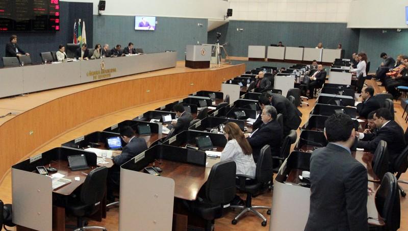 Câmara Municipal de Manaus aprovou o projeto do Executivo, mas a matéria ainda precisa ser aprovada no Senado (Foto: Tiago Corrêa/CMM)