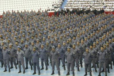Entidades representativas dos policiais militares compra a briga eleitoral entre Melo e Braga (Foto: Divulgação)