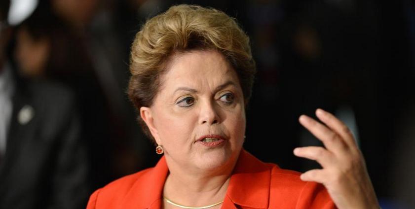 A presidente Dilma Rousseff abre seis pontos de vantagem sobre Aécio Neves a três dias da eleição (Foto: Divulgação)