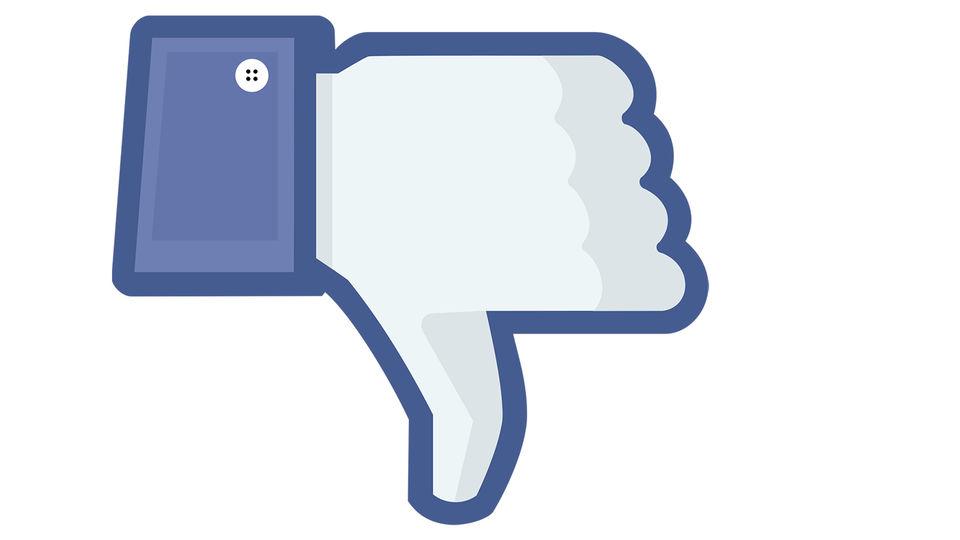 A rede social ficou fora do ar por 15 minutos. (foto: divulgação)