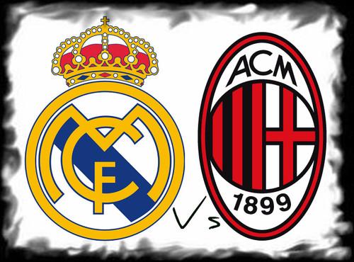 ريال مدريد وميلان بث مباشر