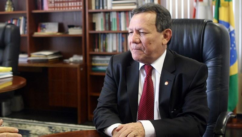 O procurador-geral de Justiça deve deixar o cargo antes do fim do mandato, que encerra no dia 14 de outubro, para assumir a Inteligência (Foto: Divulgação)