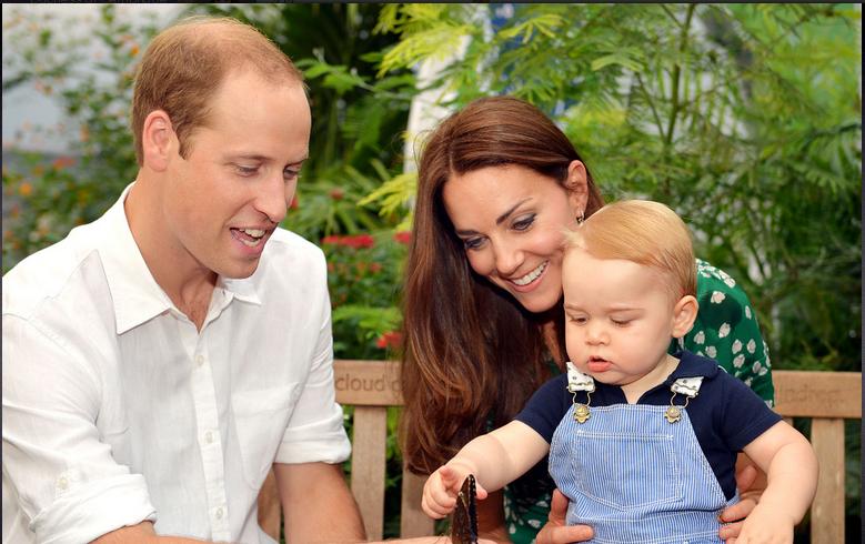Os rumores de que Kate Middleton estaria grávida de seu segundo filho com o Príncipe William surgiram em julho (foto: divulgação)