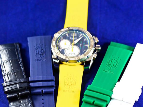 Os relógios personalizados da fabricante