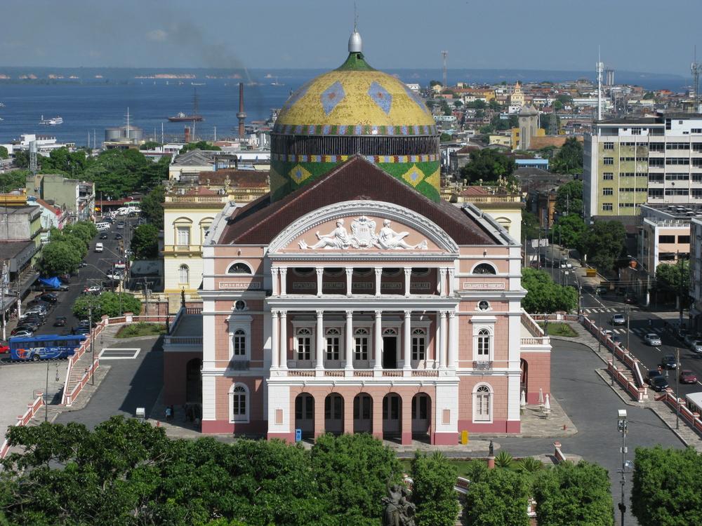 Na segunda-feira haverá uma apresentação especial para comemorar dois aniversários: o de Manaus e o do Teatro Amazonas, que está fazendo 120 anos em 2016 (Foto:Divulgação/Timeout)