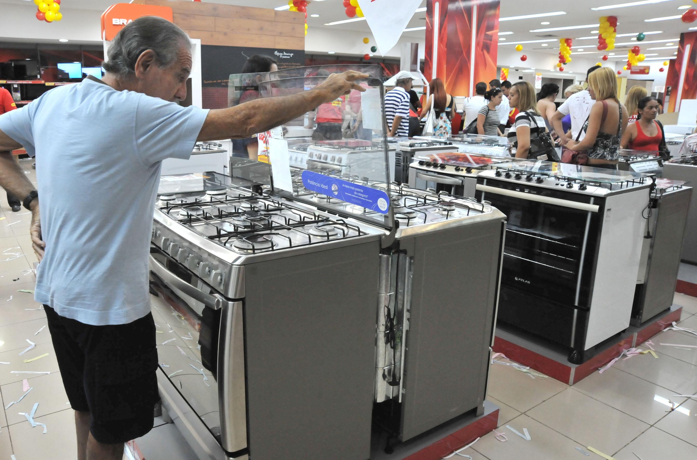 venda de eletro domésticos