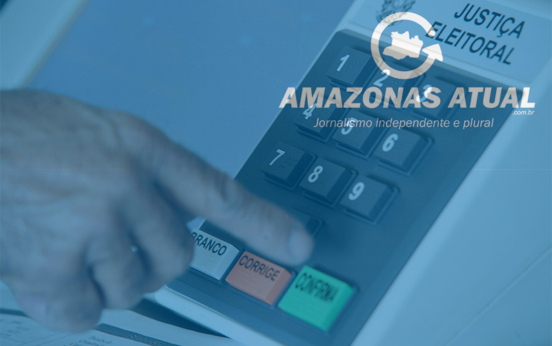 Amazonas Atual urna