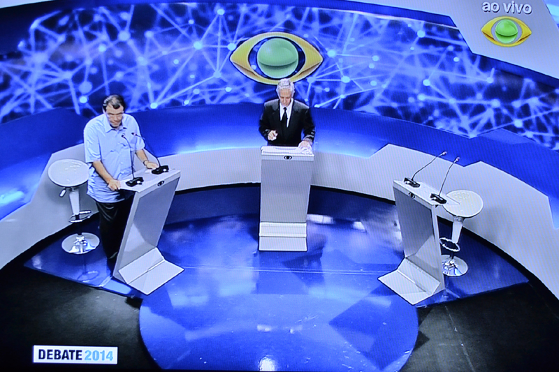 Debate Band 2 turno