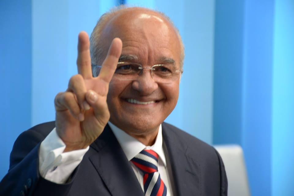 O governador José Melo consegue uma virada histórica sobre Eduardo Braga, que no início da campanha tinha mais de 50% da preferência do eleitorado (Foto: Divulgação)