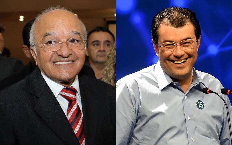José Melo mantém a liderança em todas as pesquisas realizadas em Manaus no segundo turno (Fotos: Divulgação)