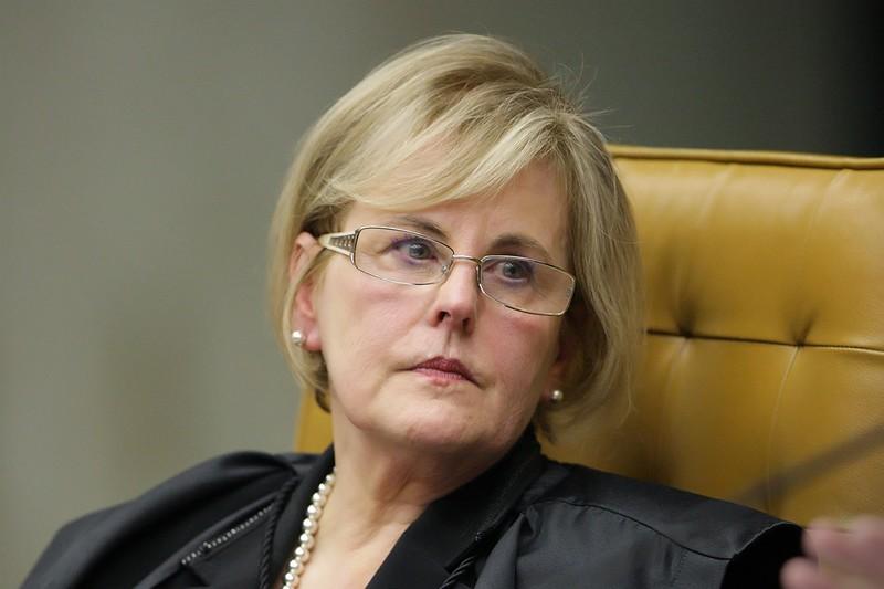 A ministra Rosa Weber afirma que só o Legislativa pode fazer cortes no Orçamento do Judiciário, que sofreu cortes no Executivo (Fofo: Fellipe Sampaio/STF)