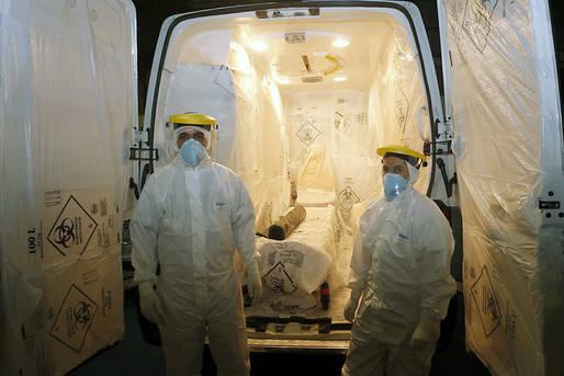 ebola descartado