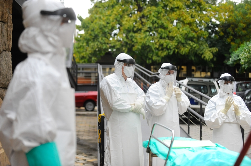 ebola fiocruz