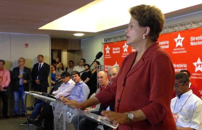 Ela decidiu trocar o comando do Ministério das Relações Exteriores e indicou Mauro Luiz Iecker Vieira, embaixador nos Estados Unidos, para a pasta (Foto: Divulgaação)