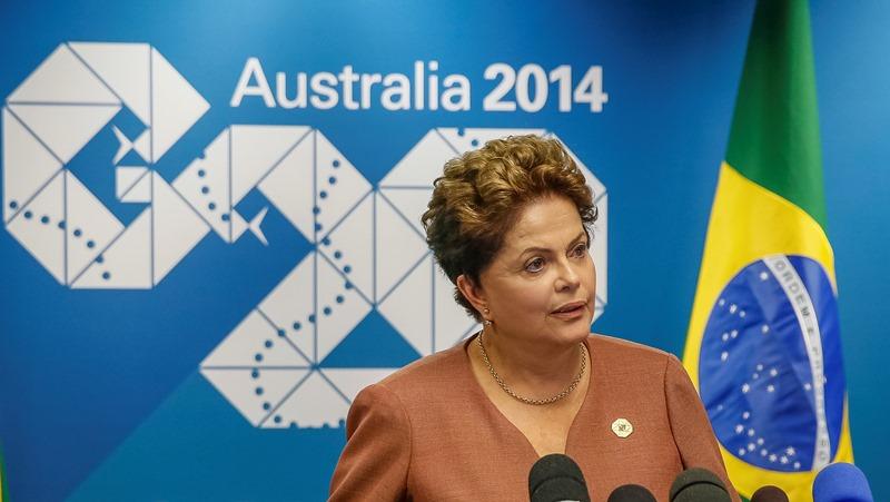 A presidente Dilma Rousseff afirma que