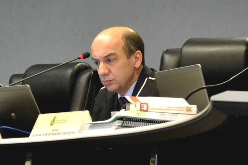 Érico Desterro foi designado pelo presidente do TCE tanto para elaborar o anteprojeto de lei quanto para coordenar o concurso público, que deverá ser realizado pela Fundação Carlos Chagas (Foto: Valmir Lima)