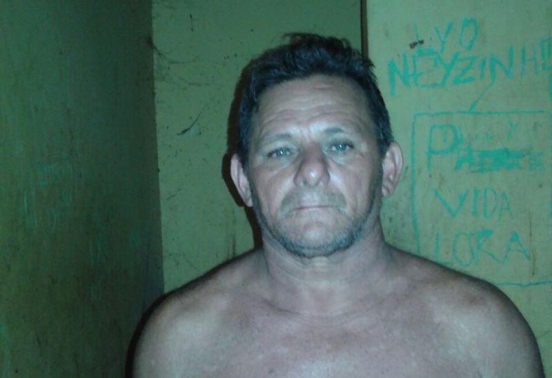 Francisco Ribeiro aproveitou que estava sozinho e violentou a sobrinha que foi à casa dele visitar a tia (Foto: Divulgação/PC)