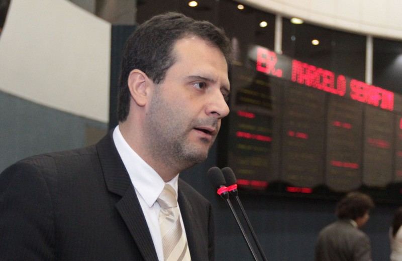 Presidente do PSB, vereador Marcelo Serafim, afirma, na nota, que a prática do vereador de Apuí é