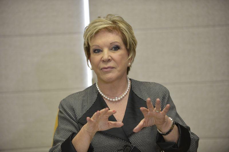 A ministra Marta Suplicy vai assumir a cadeira de senadora pelo Estado de São Paulo nesta quarta-feira (Foto: Agência Brasil)