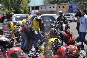 Mototaxistas na CMM 3