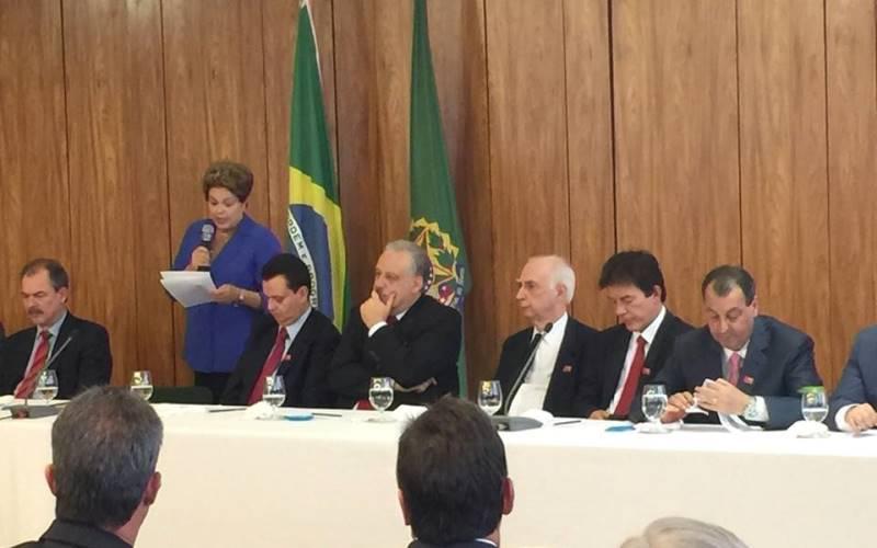 A presidente Dilma Rousseff (Foto: Divulgação)