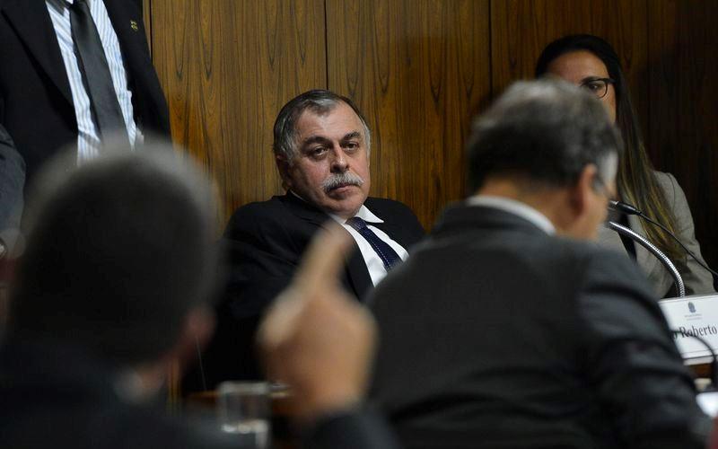 Paulo Roberto Costa, ex-diretor da Petrobras, foi o primeiro a aceitas a delação premiada (Foto: Fabio Rodrigues-Pozzebom/Agência Brasil)