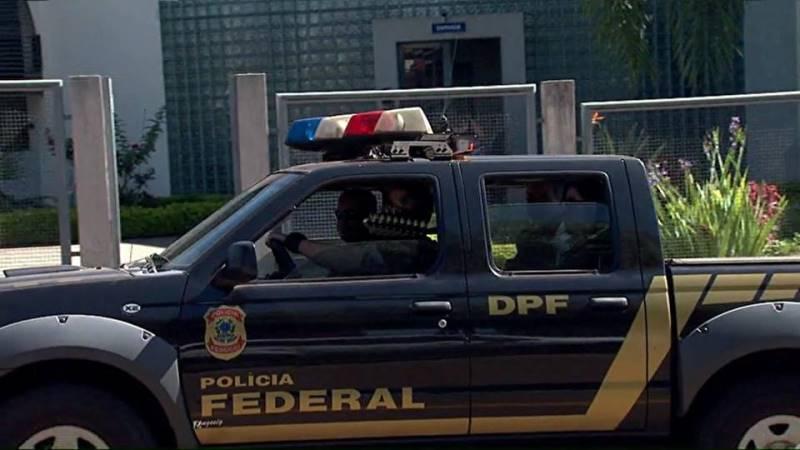 Polícia Federal deflagou na manhã desta quinta-feira a Operação