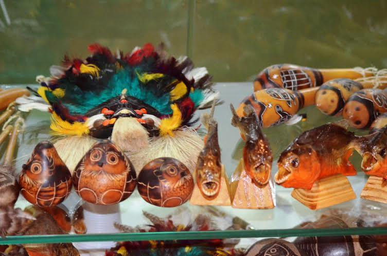 Armario Exterior ~  AMAZONAS ATUAL Artesanato indígena da Amaz u00f4nia faz sucesso entre as etnias