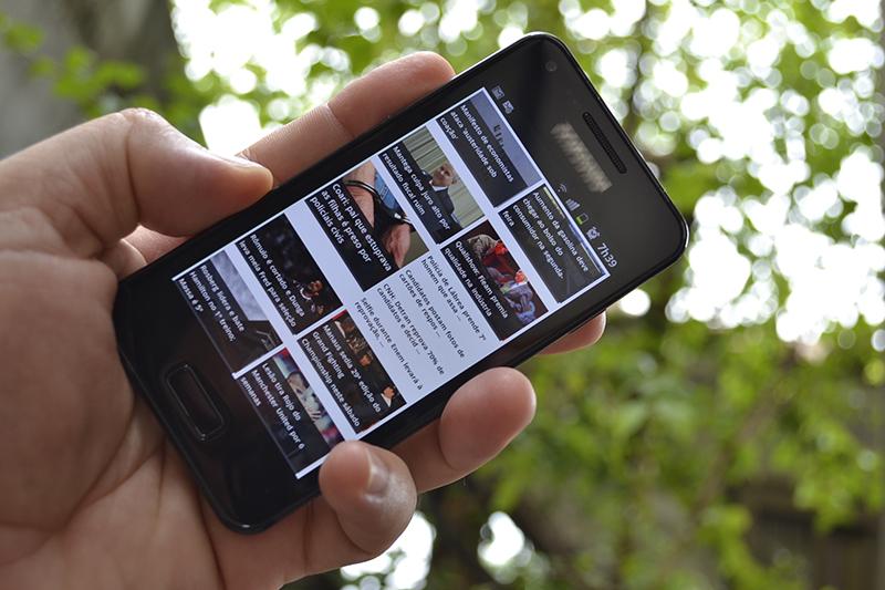 Atualmente, o Brasil possui 244 milhões de linhas móveis (Foto: Valmir Lima)
