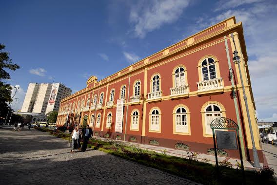 Fachada Palacete Providencial