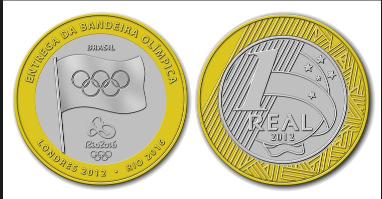 moeda rio 2016