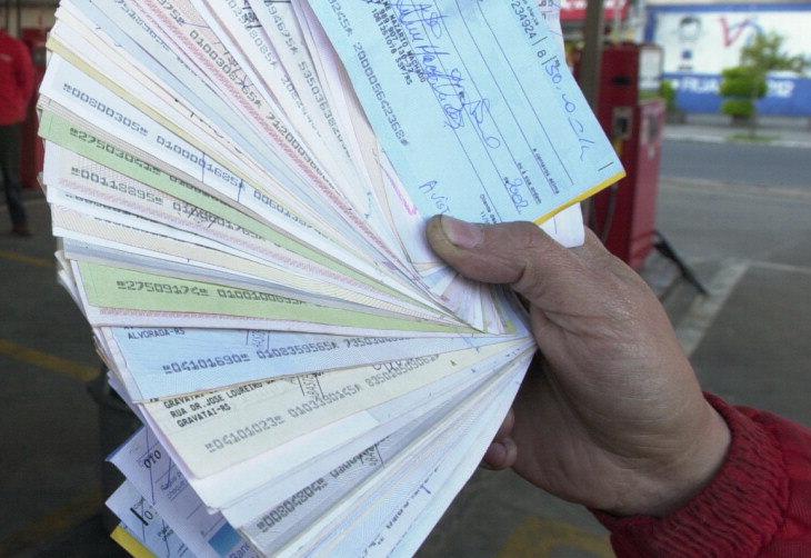 Cheques sem fundo