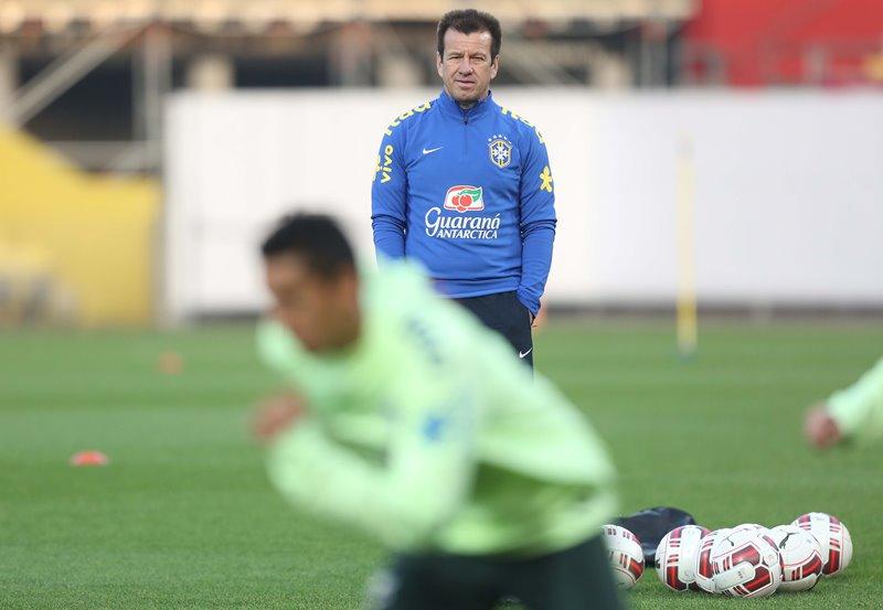 Dunga faz uma avaliação apenas da gestão dele à frente da Seleção Brasileira e não contabiliza a derrota na Copa do Mundo (Foto: Rafael Ribeiro/CBF)