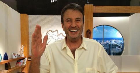 Egberto Batista, que teve atuação na gestão de Arthur Virgílio Neto, no ano passado, este ano passou a dar as cartas no governo de José Melo (Foto: Divulgação)