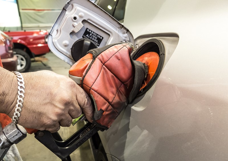Etanol e gasolina