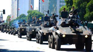 Forças Armadas querem elevação de R$ 80 milhões no orçamento
