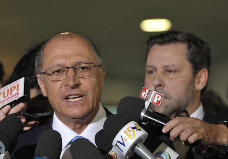 O governador Geral Alckmin calcula que os Estados vão perder, pelo menos, R$ 4,6 bilhões (Foto: Antônio Cruz/Agência Brasil)