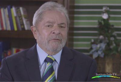 O presidente Lula (Foto: Reprodução)